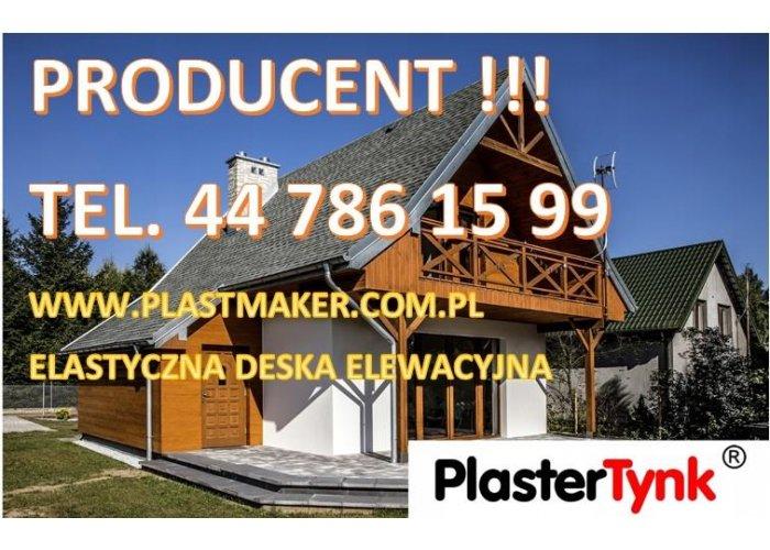 Hit - Deska Elastyczna Elewacyjna PlasterTynk Dekostyl (perfectstyr dekordeska d