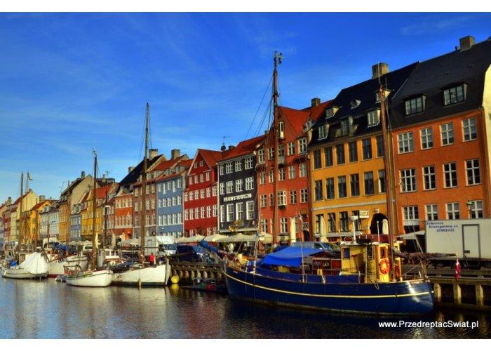 Wycieczka promami przez Bałtyk i cieśniny Duńskie