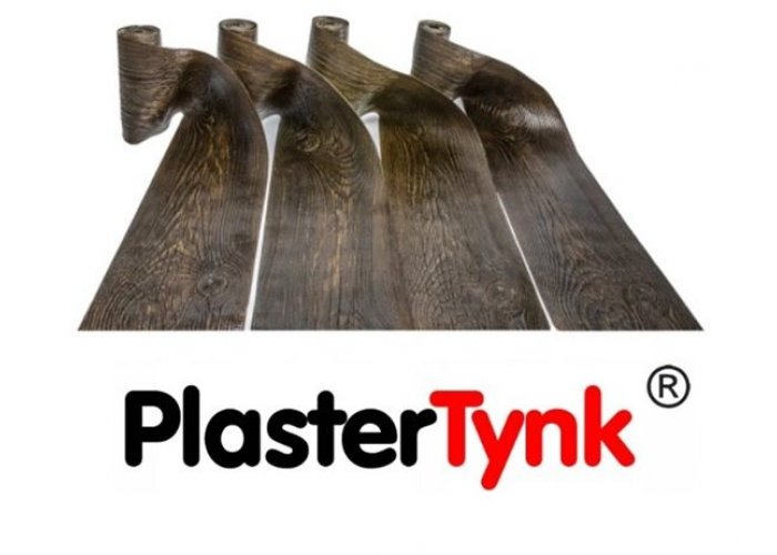 Promocja PlasterTynk elastyczna imitacja drewna na elewacje Dekostyl perfectstyr
