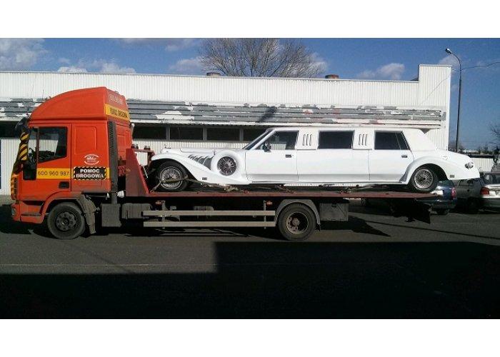 POZNAŃ Pomoc Drogowa, Holowanie Aut FAST-TRANS Tel 600-960-987