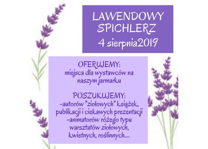 Lawendowy Spichlerz 2019 w Galowicach k/ Wrocławia