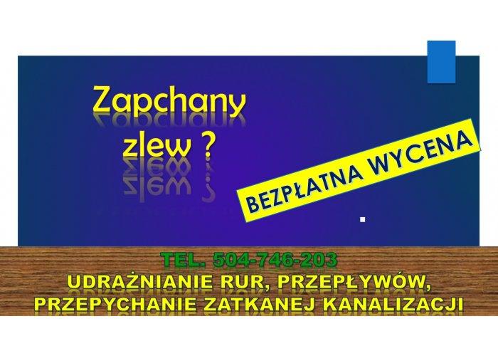 Przepychanie rur cena, tel. 504-746-203, toalety, odpływu, Wrocław.   Czyszczen