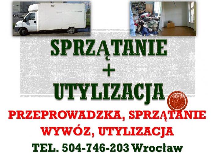 Sprzątanie po remoncie, cena, tel. 504-746-203, Wrocław, kompleksowe czyszczenie