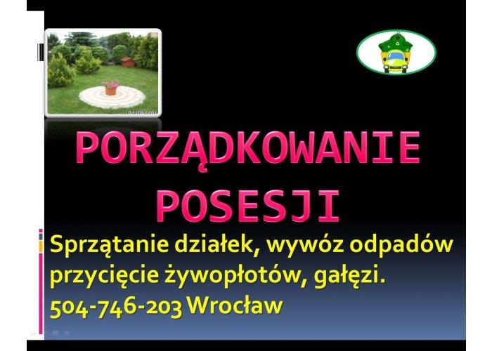 Pielenie tel. 504746203, Wrocław, odchwaszczanie, koszenie trawy, wywóz gałęzi.