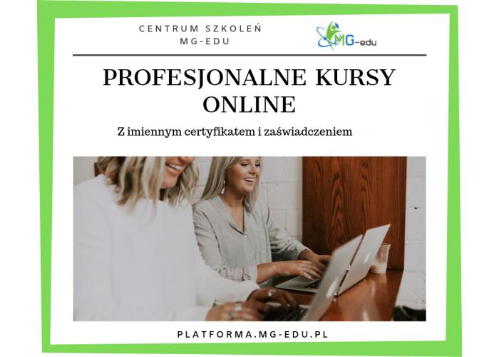 Specjalista ds. zarządzania zasobami ludzkimi - kurs z certyfikatem na platformi
