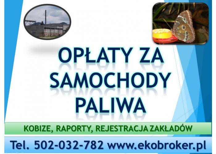 Poprawienie opłat środowiskowych, tel. 502-032-782, błędy, pomoc, szkolenie,
