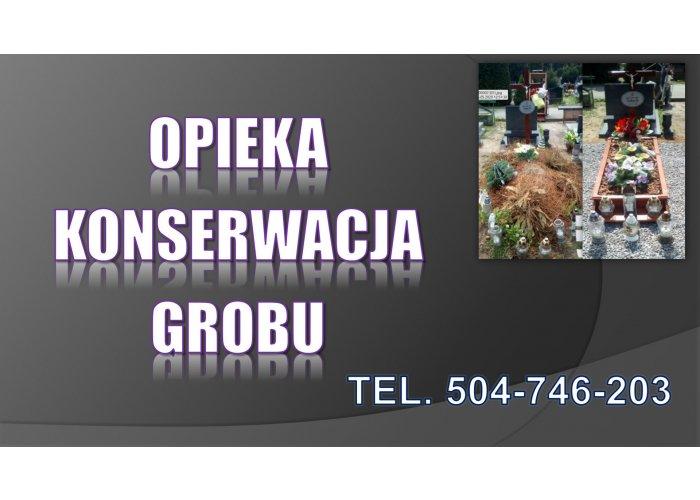 Cmentarz przy ul Bardzkiej, sprzątanie grobu. tel. 504-746-203, Wrocław. cena