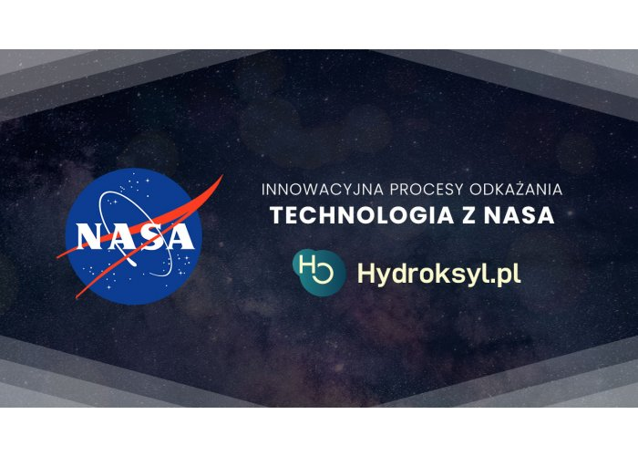 HYDROKSYL TECHNOLOGIA NASA ODKAŻANIE DEZYNFEKCJA ODGRZYBIANIE USUWANIE ZAPACHÓW