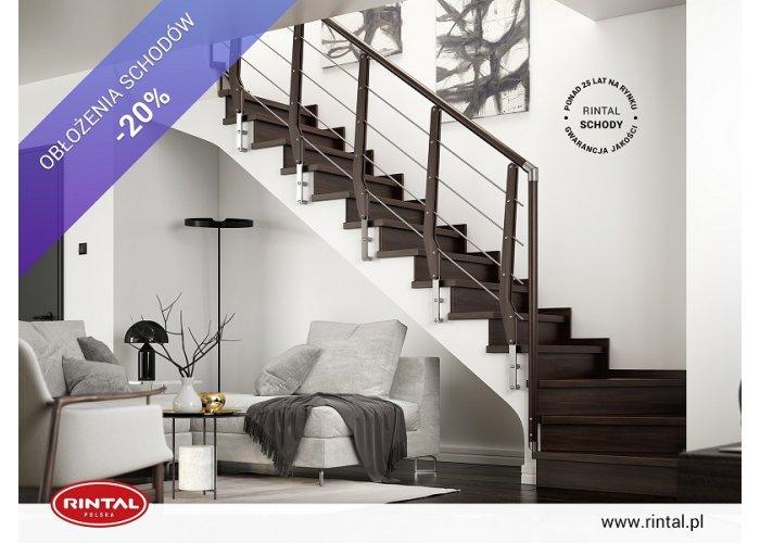 W marcu obłożenia schodów betonowych - rabat do 20%