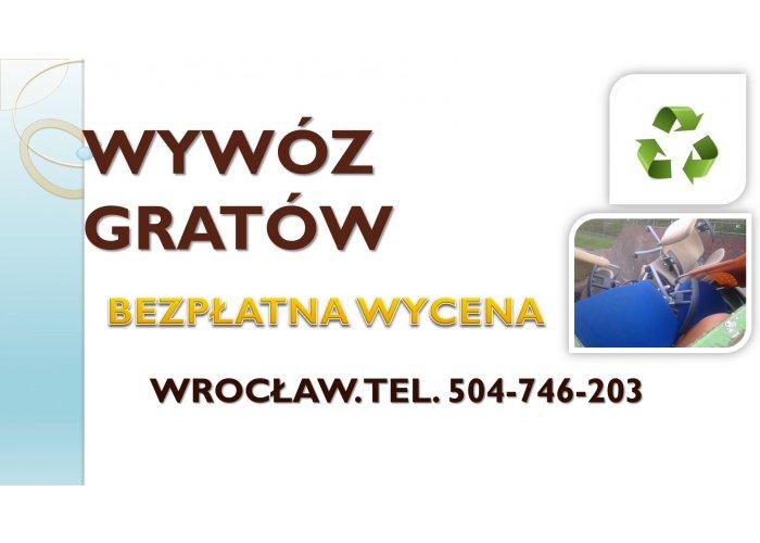 Co zrobić ze starymi meblami, czy wiesz gdzie je wyrzucić?, Wrocław, tel. 504-74