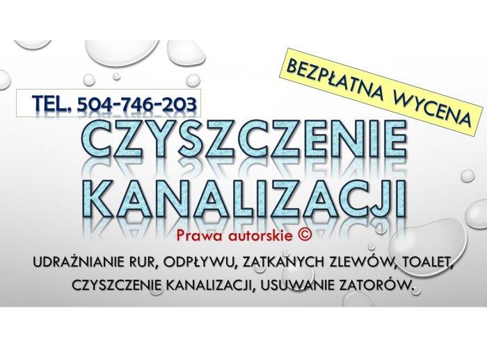 Pogotowie hydrauliczne, wykrywanie wycieków, tel.. 504-746-203, Wrocław