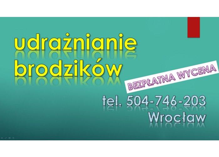 Udrażnianie brodzika t. 504-746-203, udrażnianie rur, toalety, Wrocław